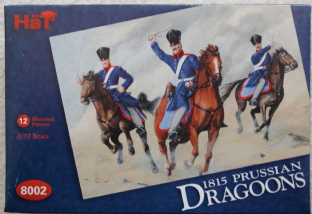 HaT 1/72 HAT8002 Prussian Dragoons (Napoleonic)
